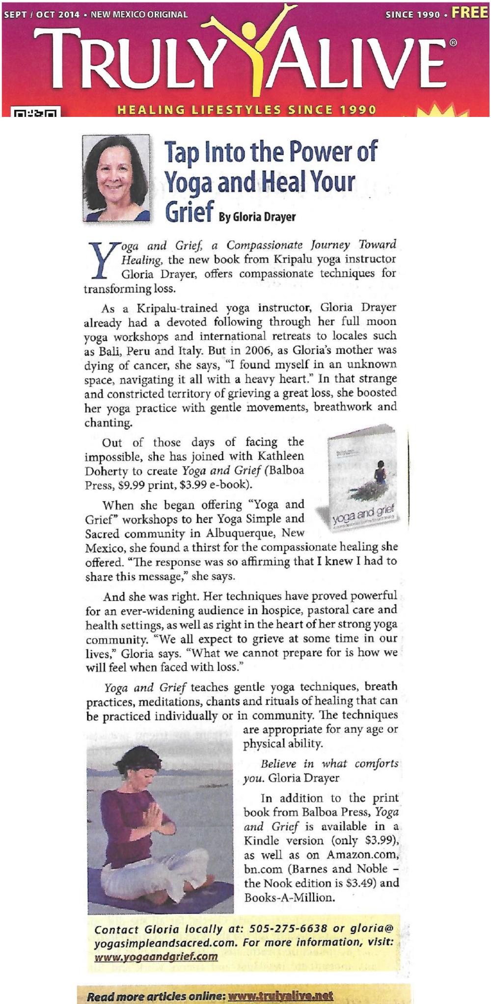 TA-article httpwww.trulyalive.nettap-power-yoga-heal-grief