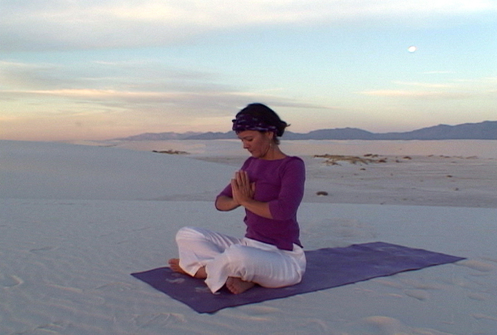 Full Moon Yoga at White Sands – 4/23-24/16 Space Limited!