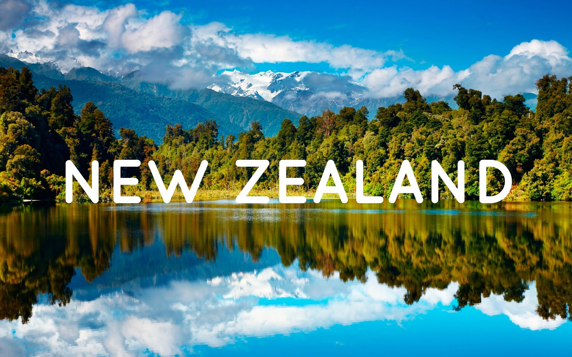 Best New Zealand South Island Road Trips